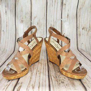 Jessica Simpson Jazlin Wedge Sandal